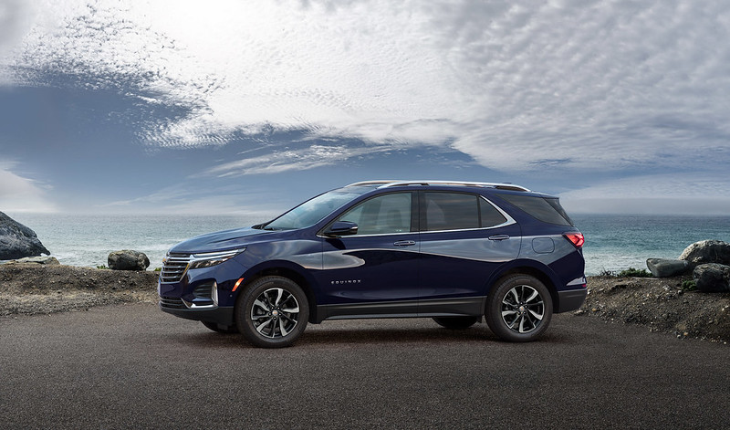 Updated 2021 Chevrolet Equinox