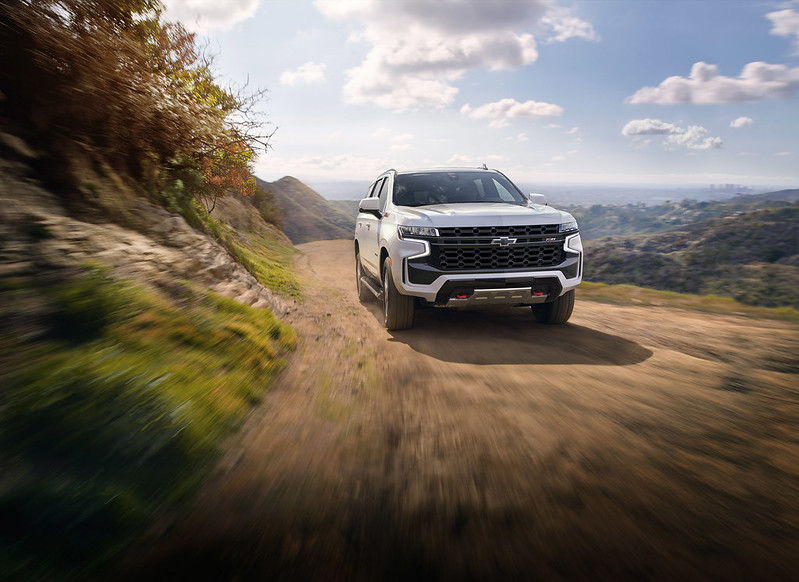Go on a Road Trip in a Chevrolet SUV
